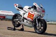 Honda NFS 100 Minimoto GP - mini4temps.fr