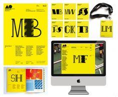 Branding Barcelona - AGI Open Barcelona's visual identity
