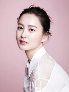 """Recently gaining attention for her performance in """"Train to Busan,"""" actress Jung Yoo Mi is known for her lovable acting. She debuted in 2004 with """"How to O"""