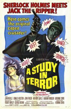 Estudio de terror (James Hill, Reino Unido, 1965)