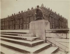 Poster Print-Versailles, Chaste Venus, Creator: Eugène Atget (French, Poster sized print made in the USA Venus, Eugene Atget, Palace Of Versailles, Auguste, Cleveland Museum Of Art, French Photographers, Heritage Image, Poster Size Prints, Street Photography