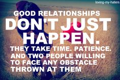Crystal Rose Love : Patience! The Key to Avoiding Arguments In Relationships