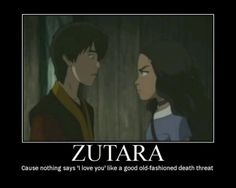 I need to stop pinning this Zutara stuff but it is so funny