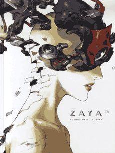 """Zaya (tomo 3)"" Jean-David Morvan y Huang Jia Wei"