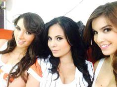 Bellezas Chicas Hooters de México 2014