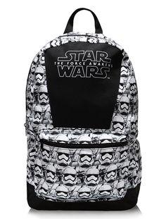 Feel like a child :) you can take it anywhere... #backpack #starwars