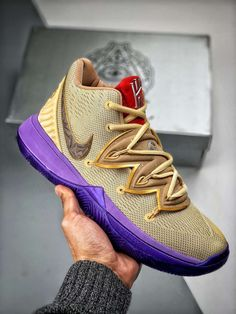 quality design 9a3ef 7d474 Nike Kyrie 5 Concepts TV PE 3 Concepts Ikhet - CI0295-900. Kyrie 5Nike KyrieBasketball  SneakersNba BasketballSneakers NikeIrving ...