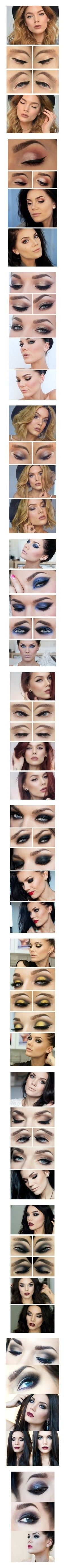 """Makeup (Linda Hallberg) part 1"" by mariasamanta ❤ liked on Polyvore featuring beautiful and makeup"