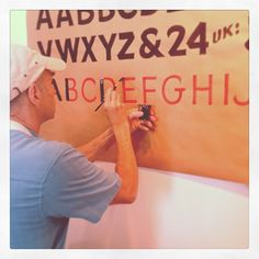 """@Dirty Bandits's photo: """"John Downer doing his thing  at Cooper Union"""""""
