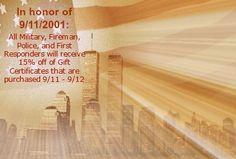 In memory of 9/11/2001:  www.spokanederm.com