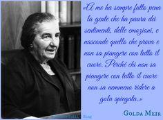 TuttoPerTutti: GOLDA MEIR גוֹלְדָּה מֵאִיר (Kiev, 03 maggio 1898 – Gerusalemme, 08 dicembre 1978)...per chi sa piangere.... per chi sa ridere...