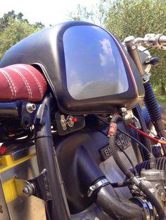 RocketGarage Cafe Racer: BMW R90S KT Motorcycles