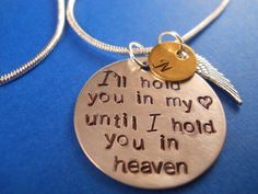 Items similar to Miscarriage Loss Necklace with Birthstone OR Tiny Tag on Etsy Missing You So Much, Love You, My Love, Tiny Tags, My Champion, Infant Loss, Pet Loss, Baby Loss, Angels In Heaven