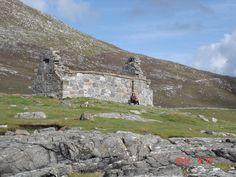 Ancient chapel Harris