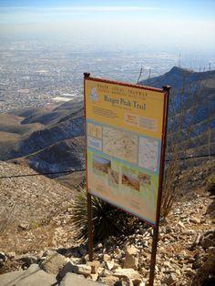 El Paso, Texas  Transmitter Mountain