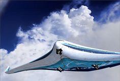 Boeing 797, carries 1000 passengers.