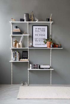 KARWEI   Mogen jouw spullen best gezien worden? Kies dan voor een mooie open stellingkast!