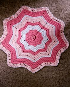 Ravelry: Project Gallery for Ripples of Joy pattern by Rebecca Leigh