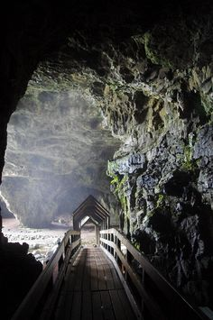 Smoo Cave, Durness, Scotland