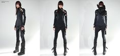DEMOBAZA   WOMAN   AW13 HIGH FREQUENCY