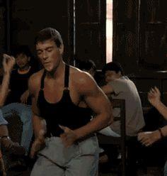 New trending GIF on Giphy. dancing jean claude van damme kickboxer. Follow Me CooliPhone6Case on Twitter Facebook Google Instagram LinkedIn Blogger Tumblr Youtube