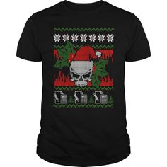 Ugly Christmas Sweater accountant