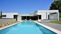 Superbe maison avec piscine de plain-pied