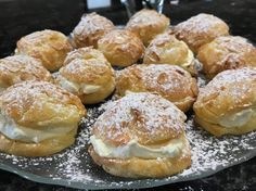 Cookbook Recipes, Cooking Recipes, Greek Sweets, Pretzel Bites, Doughnut, Chocolate Cake, Cupcakes, Bread, Desserts