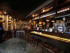 amazing Tomo Izakaya Restaurant, Esplanade design