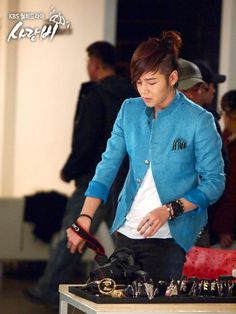 JKS'LOVE RAIN' Drama 2012