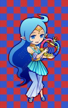 J- Nayru -TLoZ:OoA by Manami-bashi.deviantart.com