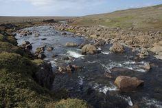 River, Kerguelen Archipelago
