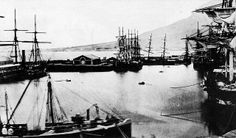 The Docks during the late 1860s | Flickr - Photo Sharing!