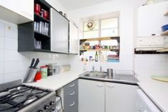 A delightful three double bedroom flat positioned on the second floor of this purpose built block. Accommodation comprises of a wonderfully bright reception room with stripped wooden floors, three double bedrooms, smart kitchen, bathroom ...
