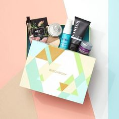The gift that keeps on giving, monthly! What a perfect bridesmaid gift! Let your girls know how much you appreciate their help with a 6 months or 1 year subscription of adorable beauty products.
