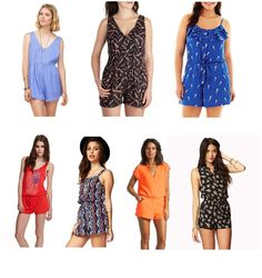 7 rompers for easy summer dressing - StyleBakery*Teen - fashion, beauty, style, shopping, stars and more
