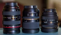 Decisions, Decisions: First Party vs. Third Party Lenses   Light Stalking