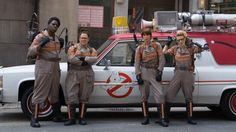 Watch The First Full Trailer For The 'Ghostbusters' Reboot