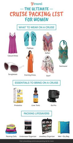 Wondering what to wear on a cruise? My cruise packing checklist will make your cruise travel planning effortless so you can spend more time enjoying your cruise. As well as the cruise packing list, I'm sharing cruise packing tips and some of my favourite Packing List For Cruise, Packing Checklist, Cruise Tips, Cruise Travel, Cruise Vacation, Vacation Packing, Cruise Wear, Disney Cruise, Travel Packing