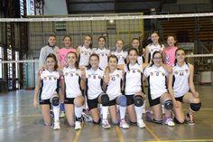 Inarrestabile Under 13 Arancio della School Volley Perugia