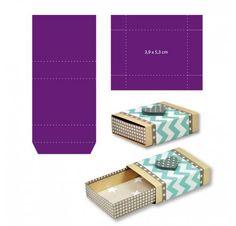Origami Envelope, Gift Envelope, Diy Gift Box, Diy Box, Diy Drawer Organizer, Matchbox Crafts, Paper Box Template, Tea Packaging, Craft Room Storage