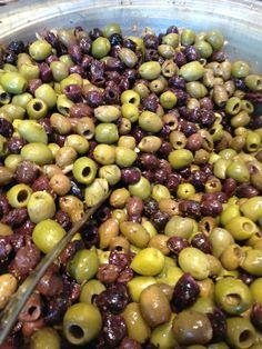 Olives......heaven.