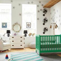 kinderzimmer gestalten grün rosa | kinderzimmer ? babyzimmer ... - Kinderzimmer Grun Gestalten