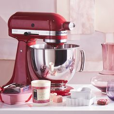 Bake up some Valentine's Day treats.