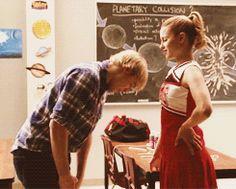 Alex Taylor, Glee Memes, Quinn Fabray, Cheerleader Costume, Chord Overstreet, Glee Club, Dianna Agron, Cory Monteith, Hayley Williams