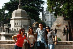 Carta de una española Taj Mahal