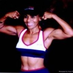 Ernestine Shepherd,  age 75,  How did Ernestine transform herself from an average middle-aged woman to bodybuilding diva?