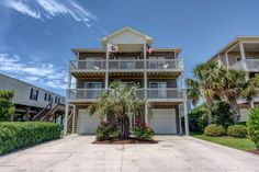 Property 9007 9th Street, Surf City , 28445 has 4 bedrooms, 3 bathrooms with 2156 square feet.