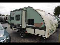 2015 Forest River R-Pod 176 - YouTube