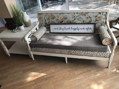 Safety Harbor, Settee, Happily Ever After, Love Seat, Upholstery, Couch, Furniture, Beauty, Instagram